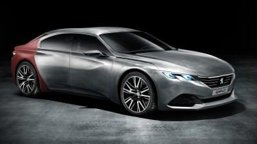 Peugeot Exalt concept car 1