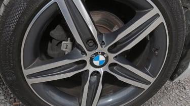 Used BMW 1 Series - wheel