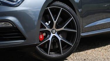 SEAT Leon ST Cupra 300 Carbon Edition - wheel