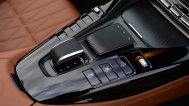 Mercedes-AMG GT R Roadster - centre console
