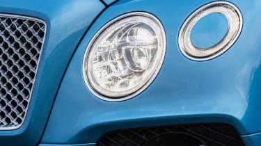 Bentley Bentayga Hybrid - headlights