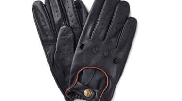 Dents Delta Leather Driving Gloves