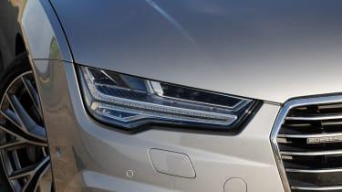 Audi A7 - lights
