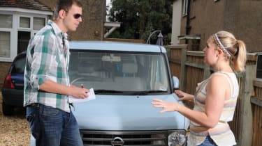 Nissan Cube interview