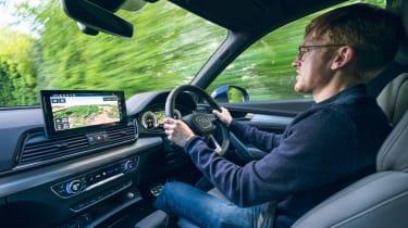 Audi Q5 Sportback - James Brodie