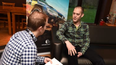 DiRT Rally - interview