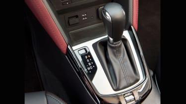 Mazda CX-3 - automatic gearbox