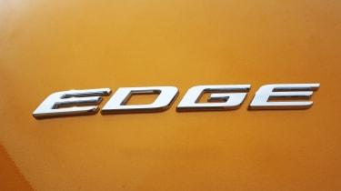 Ford Edge - Edge badge