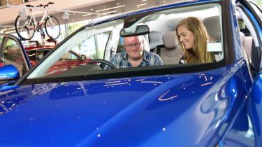 Vauxhall Grandland X - inside