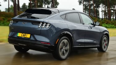 Ford Mustang Mach-E Extended Range AWD - rear