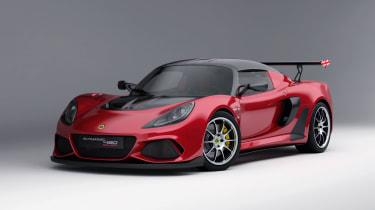 Lotus Exige Final Edition - 430 Cup