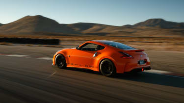 Nissan Project Clubsport 23 side