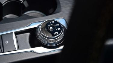 Ford Focus Vignale Estate - drive mode