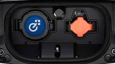 Nissan Leaf e+ - connection