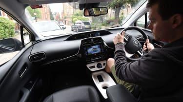 Toyota Prius long-term test - third report Otis Clay