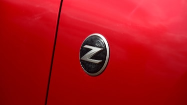 Nissan 370Z - Z badge