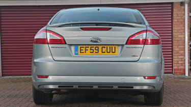 Used Ford Mondeo - full rear