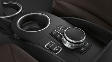 BMW i3 120Ah - driving modes