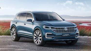 Volkswagen T-Prime Concept GTE - front quarter