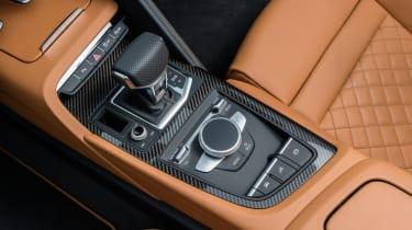 Audi R8 Spyder V10 plus - transmission
