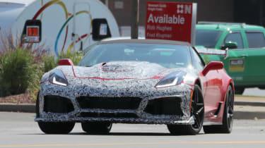 Corvette ZR1 front