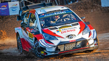 Toyota Yaris WRC - motorsport review 2019