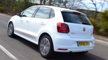 Volkswagen Polo - rear