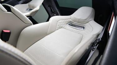 Jaguar F-Pace SVR - seats