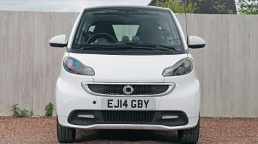 Used Smart ForTwo - full front