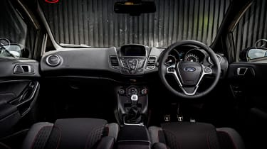 Ford Fiesta St Line 2016 Review Pictures Auto Express