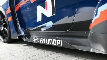 Hyundai RM19 - sill