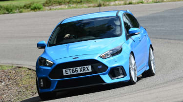 Ford Focus RS - front action