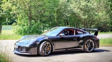 Porsche GT2 RS prototype - front static
