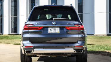 BMW X7 - rear static