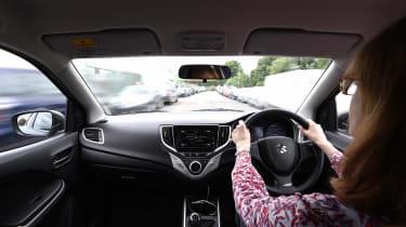 Suzuki Baleno long-term review - Dawn driving