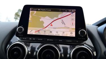 Nissan Juke - GPS