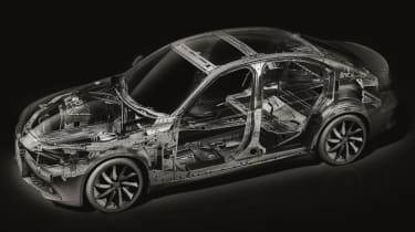 A to Z guide to electric cars - Alfa Romeo Giulia