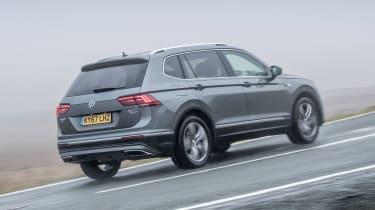 Volkswagen Tiguan Allspace - rear