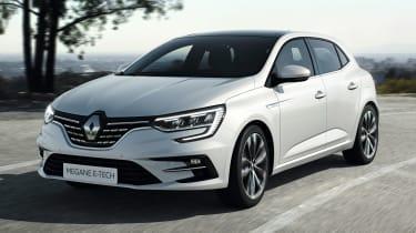 Renault Megane PHEV - front