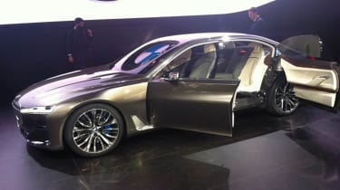 BMW Future Vision Concept Beijing