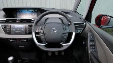 Citroen Grand C4 Picasso interior