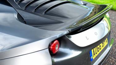 Lotus Evora 410 - rear detail