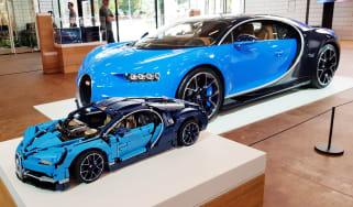 LEGO Bugatti Chiron and Bugatti Chiron