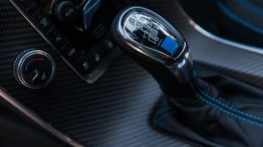Volvo V60 Polestar - centre console