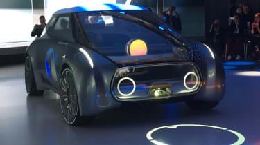 MINI Vision Next 100 concept - reveal front