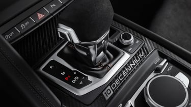 Audi R8 V10 Decennium - transmission
