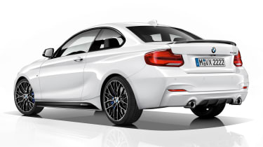 BMW M240i M Performance Edition - rear