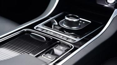 Jaguar XE - controls