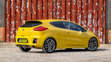 Kia Pro_cee'd GT 2015 - rear static