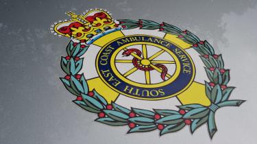 Ambulance feature - crest